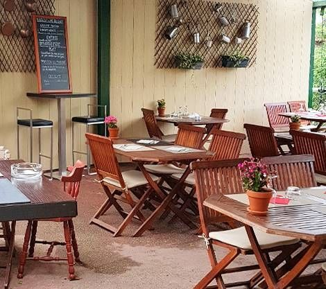 Le Restaurant - L'Alambic - Restaurant Isle sur la Sorgue
